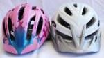 Visor of a bike helmet