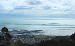 Big skies Sharlands Hill Nelson NZ